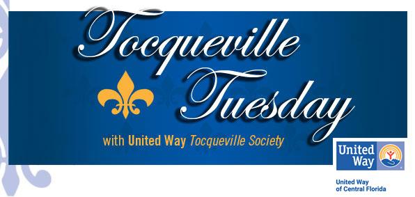 2018 Tocqueville Tuesday Header